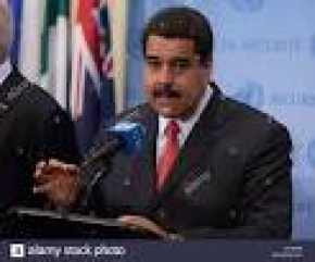 Maduro Bertekad Selesaikan Krisis Politik Venezuela