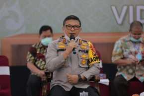 Polda Riau akan Libatkan 1.131 Personel