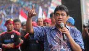 Melawan, KSPI Tak Mau Masuk Tim Omnibus Law Bentukan Pemerintah