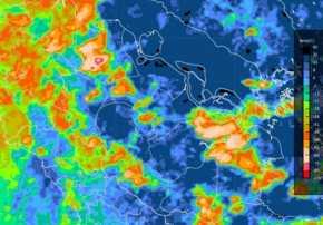 BMKG:Hotspot Bertebaran di Riau