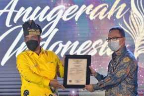 Tanjak Riau Telah Tercatat Dalam Pusat Data Kekayaan Intelektual Kemenkumham RI