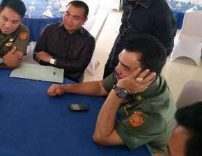Soal Penonaktifan Dua Kades Oleh Jefry Noer, Inspektorat Kampar Arahkan Ditanya ke BPMPD