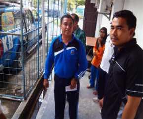 Amin : Dana UEK SP Pekanbaru Sudah 190,6 Milyar