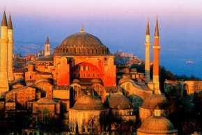 Turrki: Jangan Ikut Campur Soal Hagia Sophia