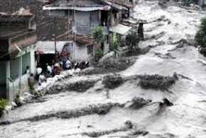 Banjir Bandang Terjang Ciwidey, 27 Rumah Rusak