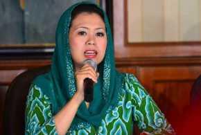 PKS Hormati Jika Yenny Wahid Pilih Netral