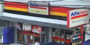Tahukah Anda ke mana uang receh sumbangan pelanggan Alfamart