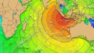 Dahsyatnya Tsunami Krakatau 1883