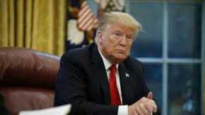 Trump Tuding China Biarkan Covid-19 Menyebar dengan Sengaja
