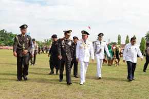 Gubernur Riau  Apresiasi Kinerja Polisi Sukseskan Pilkada