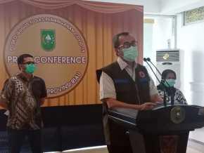 Provinsi Riau Tingkatkan Status Siaga Jadi Tanggap Darurat Covid-19 Sampai 29 Mei