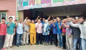 Pilkada KUansing, Ardi Nasri Ketua Tim Pemenangan Halim-Komprensi