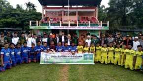 Desa Lubuk Bendahara Tuan Rumah LSN Region Sumatera V
