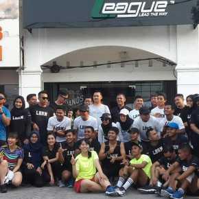 League Resmi Buka HUB di Pekanbaru Riau