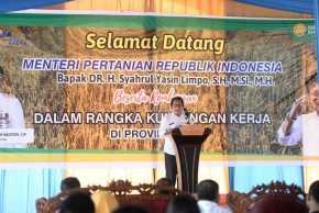 Pemprov Riau Galakkan Program Ketahanan Pangan di 12 Kabupaten/Kota