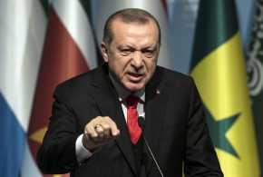 Erdogan: Turki Tetap Tenang Hadapi Provokasi Yunani