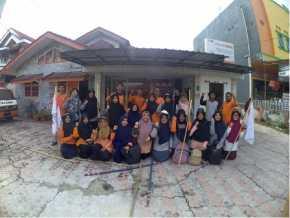 Kemah Relawan Nusantara Cabang Pekanbaru 2018
