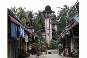 Kelompok Budha Myanmar Hancurkan Masjid pada Ramadhan