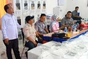 Bawaslu Riau Koreksi 4.178 Formulir C1 Saat Pleno Penghitungan Suara