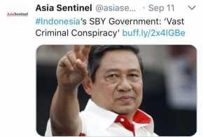 Asia Sentinel Minta Maaf ke SBY Terkait Artikelnya