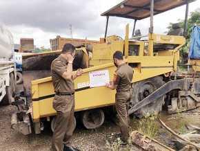 Kantor Pajak Riau Sita Aset Penunggak Pajak Senilai Rp5,37 Miliar