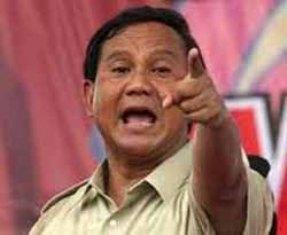 Prabowo Terpilih Aklamasi Jabat Ketua Umum Gerindra