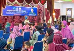 Anggota DPR RI Achmad: Anak adalah Investasi