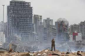 Lebanon Buka Opsi Ada Pihak Asing Ledakkan Amonium Nitrat