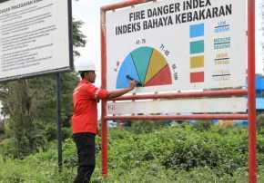 FERT Siap Antisipasi Karhutla di Riau