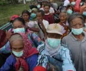 Untuk Diketahui Sekarang Penderita ISPA di Riau Sudah Mencapai 12.262 Orang