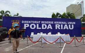 Polda Riau Bentuk Tim Khusus Pengamanan Jarak Jauh