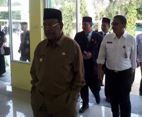 Wan Thamrin Hasyim Akan Wujudkan Embarkasi Haji Antara Riau