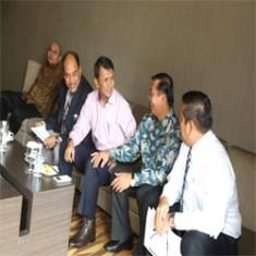 Walikota Berharap Menteri PU Membentuk Satker Khusus di Pekanbaru