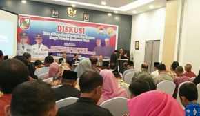 FPK Kota Pekanbaru Gelar Diskusi Memperkuat Persatuan dan Kesatuan Bangsa