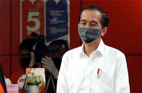 Jokowi soal Pandemi: Kerja Keras Mulai Menampakkan Hasil