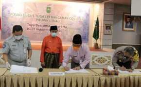 Bapenda Riau Bebaskan Denda Pajak Selama Masa Tanggap Darurat Covid-19