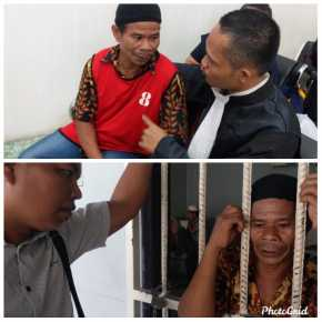 Tak Mau Menyerah, Pak Bongku Ajukan Banding