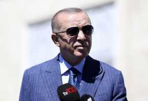 Erdogan ke Rouhani: Armenia Telah Lakukan Pelanggaran Perang
