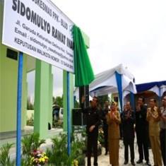 Pertama di Riau, Puskesmas se- Pekanbaru Resmi  Gunakan Pola BLUD