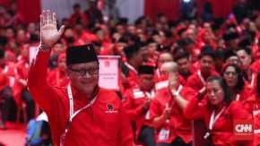 Hasto Bantah ke PTIK dan Staf Ditangkap KPK