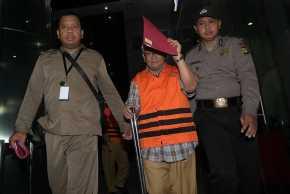 Enam Tersangka Suap DPRD Jatim Dijebloskan ke Penjara