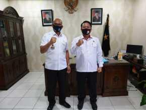 BNN dan DPP LPPNRI Riau Teken MoU Sikat Peredaran Narkoba