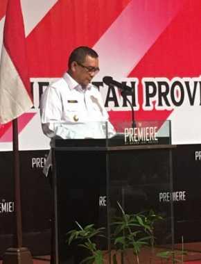 Wakil Gubernur Berharap Generasi Muda Jadi Garda Terdepan Dalam Pencegahan dan Pemberantasan Narkoba