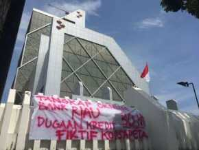 Membuka Tabir Mega Skandal, DPRD Segera 'Angket' Bank Riau-Kepri