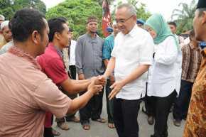 Terkait Kunjungan Presiden, Ini Harapan Gubernur Riau