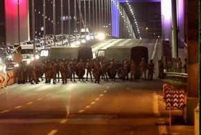 Kudeta, Jenderal Senior dan Sejumlah Perwira Militer Turki Ditawan