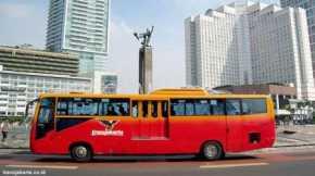 Dirut TMP Pekanbaru Liburkan Bus Pertama Lebaran,Justru Dirut Transjakarta Putuskan Tetap Beroperasi