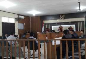 Terungkap di Sidang Suap Amril Mukminin, Anggota DPRD Bengkalis Minta Fee