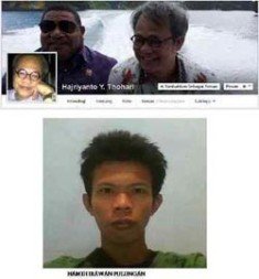 Wow,,,, Pemuda Asal Asahan Sumut Jebol FB Waka MPR