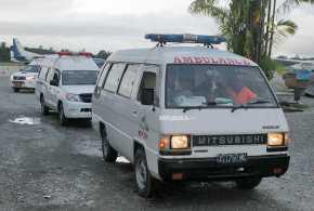 Jenazah Anggota Polri yang Tewas Ditembak KKSB Dievakuasi